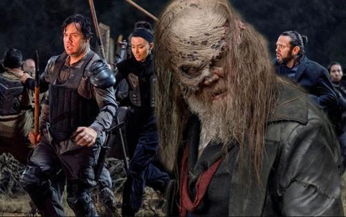 'The Walking Dead': Cái chết của Gamma đã dự báo trước nhân vật sẽ giết kẻ man rợ Beta