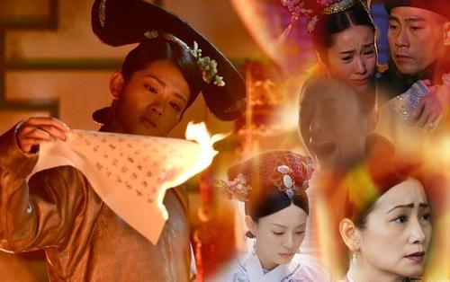 Sau tập 3 'Phượng khấu', Lương phi Đoàn Viên (NSƯT Tuyết Thu) gia nhập hội nạn nhân bà hỏa trong phim cung đấu