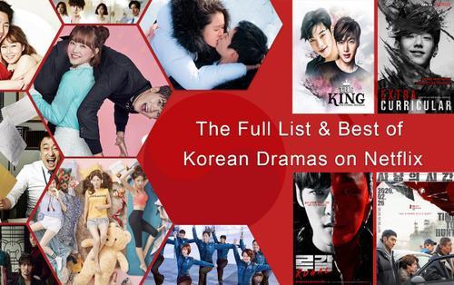 Điểm qua loạt series Hàn Quốc đình đám hiện đang và sắp đổ bộ trên Netflix