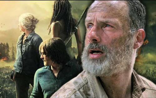 The Walking Dead mùa 10 sẽ kết thúc sớm chỉ với 15 tập
