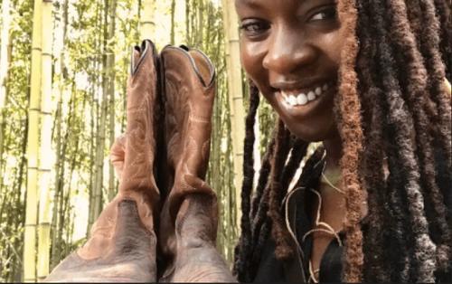 The Walking Dead: Những lời cuối của Danai Gurira khi rời bộ phim