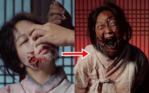 Những xác sống ghê rợn trong 'bom tấn' truyền hình 'Kingdom 2' đã được tạo ra như thế nào?