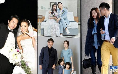 Chồng của các nữ diễn viên Hàn Quốc: Kẻ có gia thế khủng, người đẹp trai như tài tử