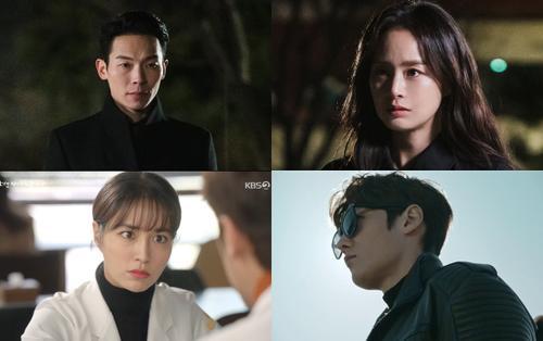 Phim củaChoi Jin Hyuk rating tăng mạnh - Phim củaLee Min Jung vượt mốc 25%