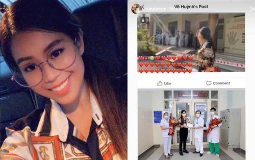 Phillip Nguyễn vui mừng 'ra mặt' khi em gái Tiên Nguyễn chính thức khỏi bệnh và được xuất viện