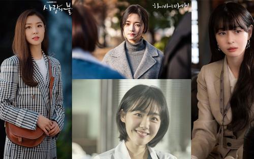 4 nữ phụ khuynh đảo màn ảnh Hàn Quốc đầu năm 2020: Kwon Nara gây sốt, Seo Ji Hye lấn át cả Son Ye Jin