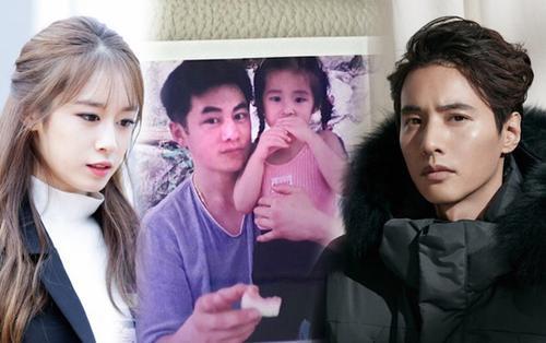Lộ diện nhan sắc bố Ji Yeon (T-ARA), Knet gọi tên Won Bin và loạt tài tử đình đám châu Á