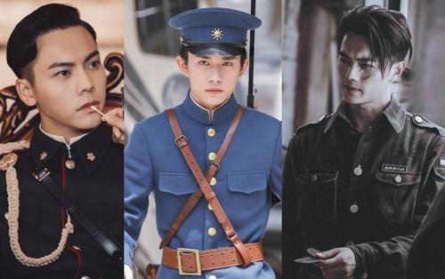 Nam thần mặc quân trang Trung Quốc: Hạng nhất khiến khán giả bất ngờ khi Trần Vỹ Đình hạng 10, Dịch Dương Thiên Tỉ hạng 2
