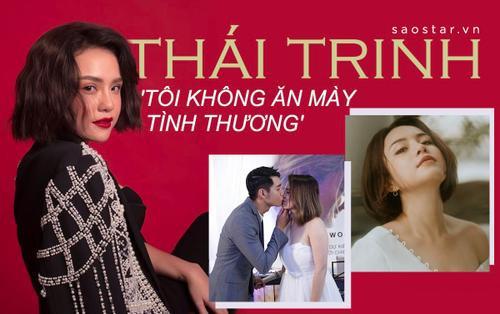 Ồn ào tình ái bị khơi lại, Thái Trinh lên tiếng: 'Tôi không ăn mày tình thương'