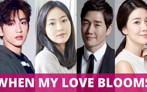 When My Love Blooms (Khi tình yêu nở rộ): Lee Bo Young và Jeon So Nee, GOT7's Jinyoung và Yoo Ji Tae cùng chia sẻ về nhân vật của mình