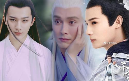 3 chàng trai vàng trong làng mất liêm sỉ của các bộ phim truyền hình cổ trang Hoa Ngữ