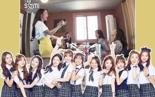 Lỡ hẹn tái hợp, fan phấn khích chuyện các thành viên I.O.I tụ họp cùng nhau trong show mới của Somi