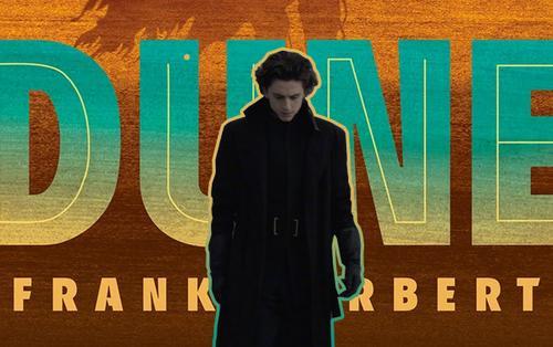 Loạt hình ảnh đầu tiên của nam tài tử Timothée Chalamet trong bom tấn Dune!