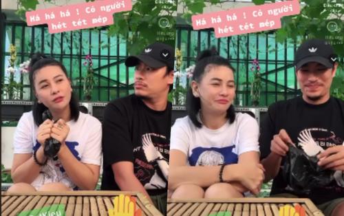 Cát Phượng đăng tải clip ngọt ngào với Kiều Minh Tuấn, đập tan nghi án rạn nứt tình cảm