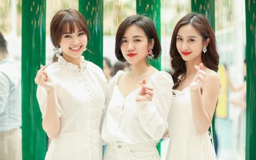 Phương Ly đọ sắc cùng Lan Ngọc, Jun Vũ, fan đau đầu bình chọn ai xinh nhất