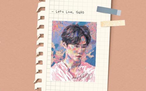 Vượt mặt loạt sản phẩm đình đám, album debut solo 'Self-Portrait' của Suho (EXO) chạm đỉnh BXH Global Album chỉ với tuần đầu xuất hiện