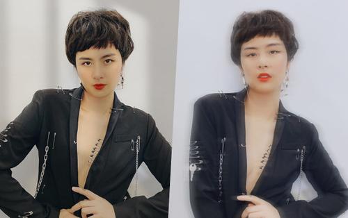 Hoa hậu Ngọc Hân quyết định 'xuống tóc' thay đổi hình tượng khiến nhiều người bất ngờ