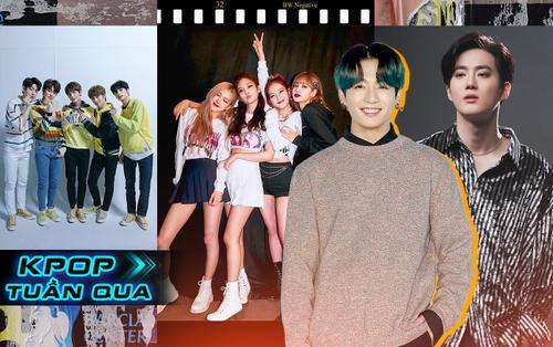 Kpop tuần qua: BlackPink đạt doanh thu mới trên Hanteo, Jungkook và TXT phá đảo thành tích Twitter, Suho (EXO) chạm đỉnh BXH Global Album
