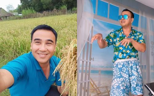 MC Quyền Linh gây 'sốt' khi lần đầu trổ tài đánh đàn 'cực xịn' cùng giọng hát truyền cảm