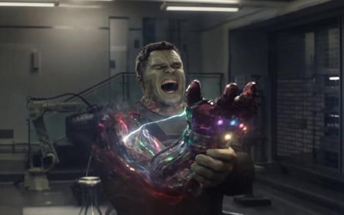 Biên kịch Endgame tiết lộ sốc về người mà Hulk thấy trong Viên đá Linh hồn