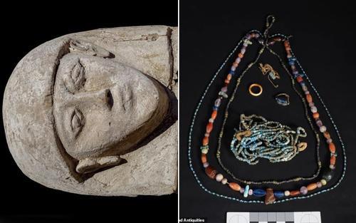 Xác ướp thiếu nữ 3500 năm chôn cùng của hồi môn tinh xảo