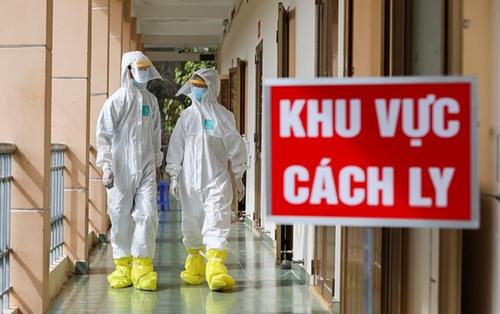 Ca nhiễm COVID-19 thứ 271 tại Việt Nam: Là chuyên gia người Anh, được cách ly ngay sau khi nhập cảnh