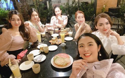 Hội bạn thân Hoa hậu nhà người ta: Tài sắc vẹn toàn, nhan sắc bất phân thắng bại