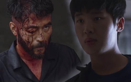 Tập 9 'Extracurricular': Hỗn chiến đẫm máu tại quán karaoke, đâu là số phận của ông Lee?