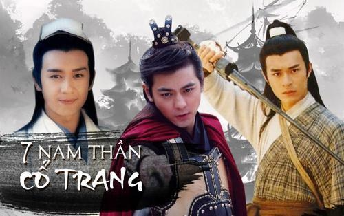 7 nam thần cổ trang đẹp trai nhất màn ảnh Hoa ngữ