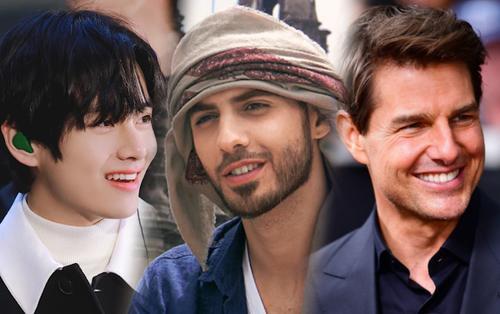 Vượt Tom Cruise, V (BTS) đứng đầu top 10 'Người đàn ông đẹp trai nhất thế giới 2020'