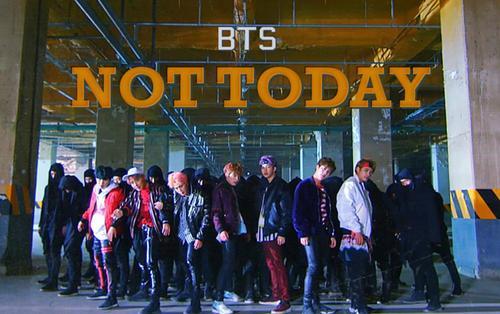 BTS củng cố ngôi vương Kpop group có nhiều MV đạt 400 triệu view nhất với thành tích mới của 'Not Today'