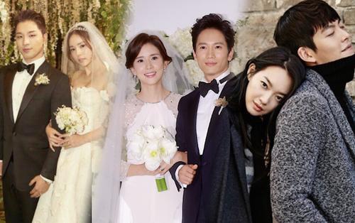 10 cặp đôi, vợ chồng nổi tiếng nhất Kbiz: Jung Kyung Ho tặng Sooyoung (SNSD) 1000 bông hồng