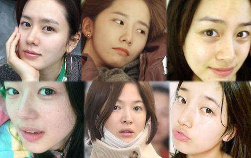 12 sao nữ Hàn Quốc khoe mặt mộc thần thánh: Hớp hồn trước Jeon Ji Hyun, Son Ye Jin hay Suzy?