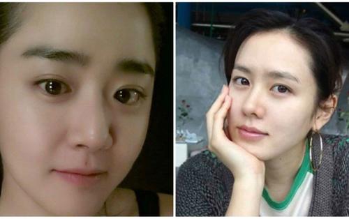 Trầm trồ trước nhan sắc 'đẹp không cần son phấn' của các nữ diễn viên Hàn Quốc, Jang Na Ra và Son Ye Jin chứng minh 'lão hóa ngược' là có thật