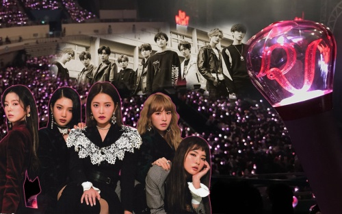 Hết dính phốt sao chép EXO và NCT 127, boygroup tân binh Starship Ent tiếp tục nhận chỉ trích vì tên fandom trùng với Red Velvet