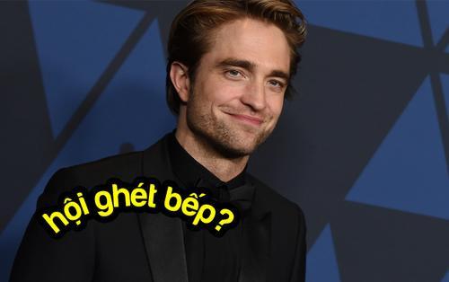 Robert Pattinson tham gia 'hội ghét bếp' vì suýt làm nổ lò vi sóng khi tạo ra thế hệ mới cho món mỳ ý