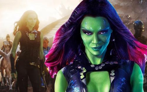 Sau cảnh kết thúc của 'Avengers: Endgame', Gamora sẽ đi về đâu?