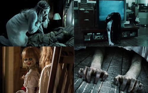 Loạt phim kinh dị rùng rợn lấy cảm hứng từ đồ vật bị quỷ ám