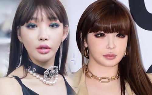 Tiêm filler và phẫu thuật quá đà, Knet lầm tưởng Chungha là Park Bom
