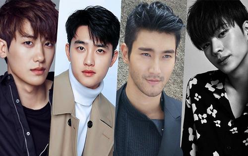 Điểm mặt những nam idol K-Pop 'đá chéo chân' sang diễn viên thành công