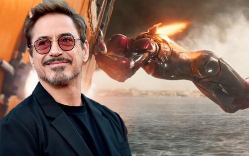 Kỉ lục 1 triệu đô mỗi phút của Robert Downey Jr. không phải là trong một bộ phim Avengers