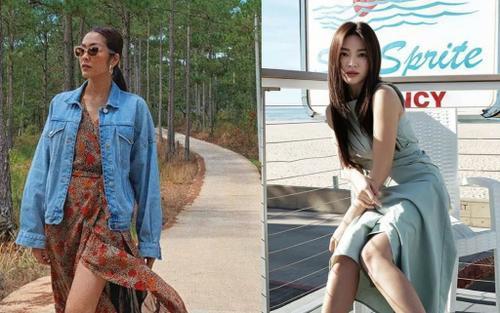 Tăng Thanh Hà, Song Hye Kyo ưu ái sandal đế thô, tưởng không đẹp ai ngờ đẹp không tưởng