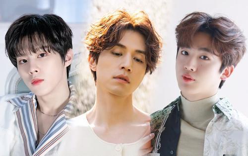 Visual của Lee Dong Wook, Kim Woo Seok và Kim Yo Han (X1) khiến dân tình gục ngã