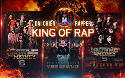 Show Me The Money khuynh đảo Hàn Quốc, King Of Rap 2020 sắp đổ bộ sẽ 'gây bão' ra sao?