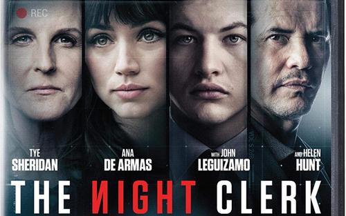 'Kẻ trực đêm' tung trailer đầy kịch tính với sự góp mặt của Tye Sheridan và 'Bond Girl' Ana de Armas