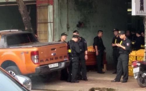 Bắt giữ Trưởng đài hoá thân hoàn vũ ở Nam Định sau vụ bảo kê hỏa táng
