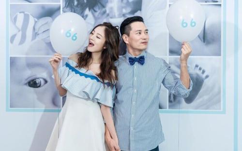 Nhân dịp kỷ niệm 3 năm ngày cưới, 'Triệu Mẫn' An Dĩ Hiên thông báo tin vui mang thai lần 2
