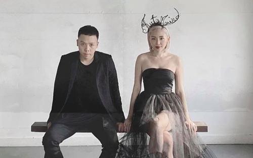 Kelbin Lei tiết lộ ảnh cưới hiếm hoi 'chất phát ngất' của vợ chồng Tóc Tiên - Hoàng Touliver