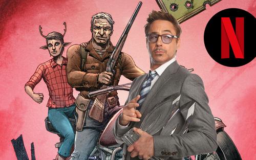 Robert Downey Jr. bắt tay với Netflix để sản xuất bộ phim Sweet Tooth, lấy đề tài hậu tận thế