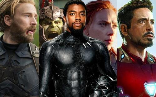 Các Avengers khác đang ở đâu trong vũ trụ khi diễn ra 'Black Panther'?